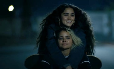 Greta and Lucia in Season 1, Part 2 of HBO Max's 'Generation'