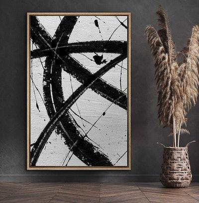 SIGNFORD Framed Canvas Wall Art