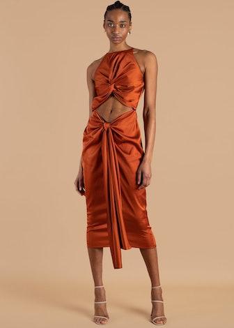 Reni Knotted Dress