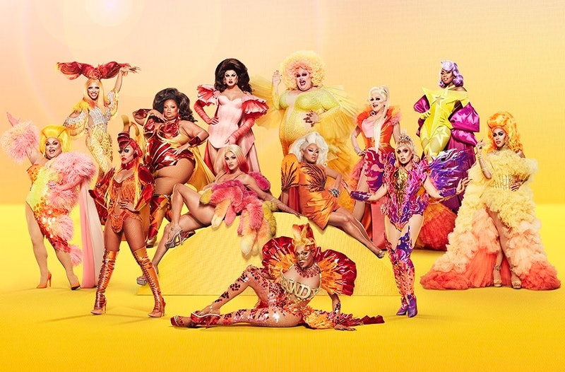 "Cast of ""RuPaul's Drag Race All Stars 6"""