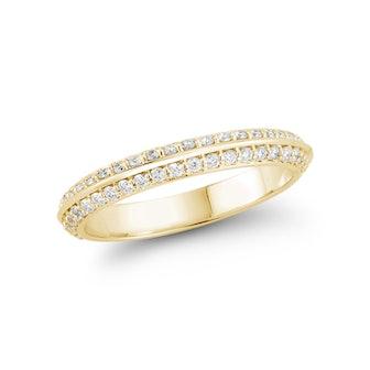Diamond Bowery Ring
