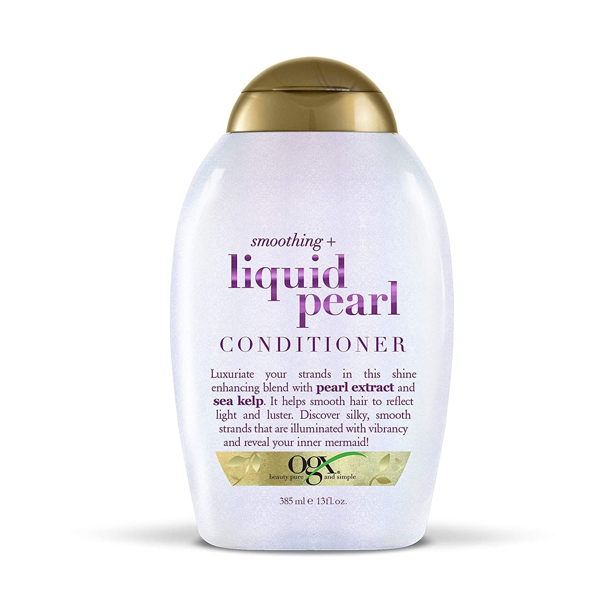 OGX Smoothing + Liquid Pearl Conditioner