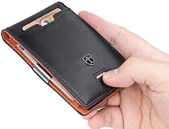 TRAVANDO RFID Blocking Bifold Wallet