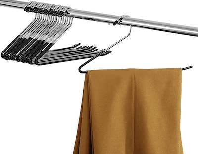 Zober Open Ended Pant Hangers (20-Pack)
