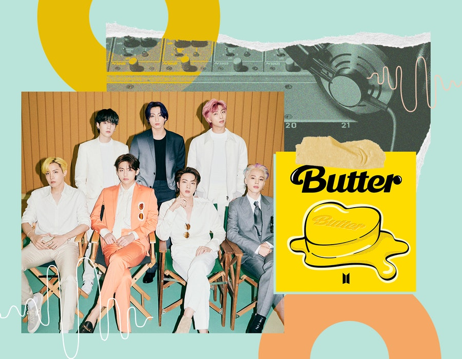 """BTS just released their newest single, """"Butter."""""""