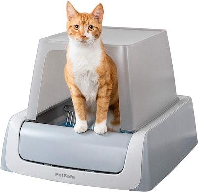 PetSafe Automatic Self-Cleaning Litter Box
