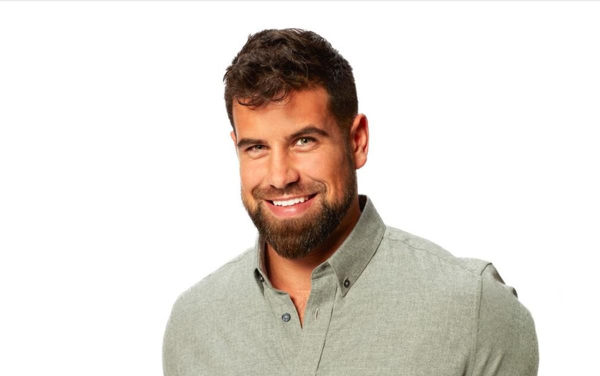 Blake Moynes from Season 16 and Season 17 of ABC's 'The Bachelor'