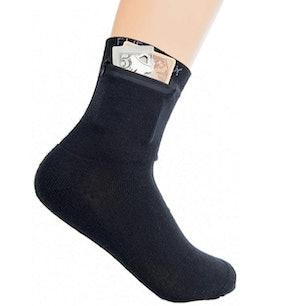 Flippysox Zipper Sock Wallet