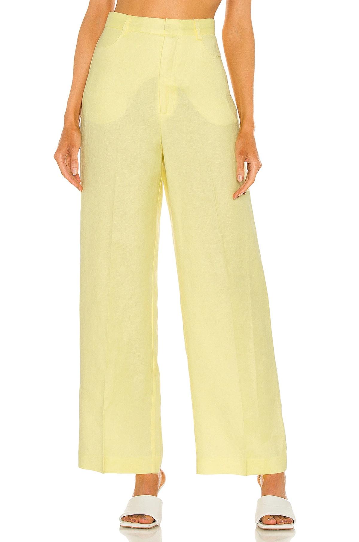 Summer Linen Pant Bardot