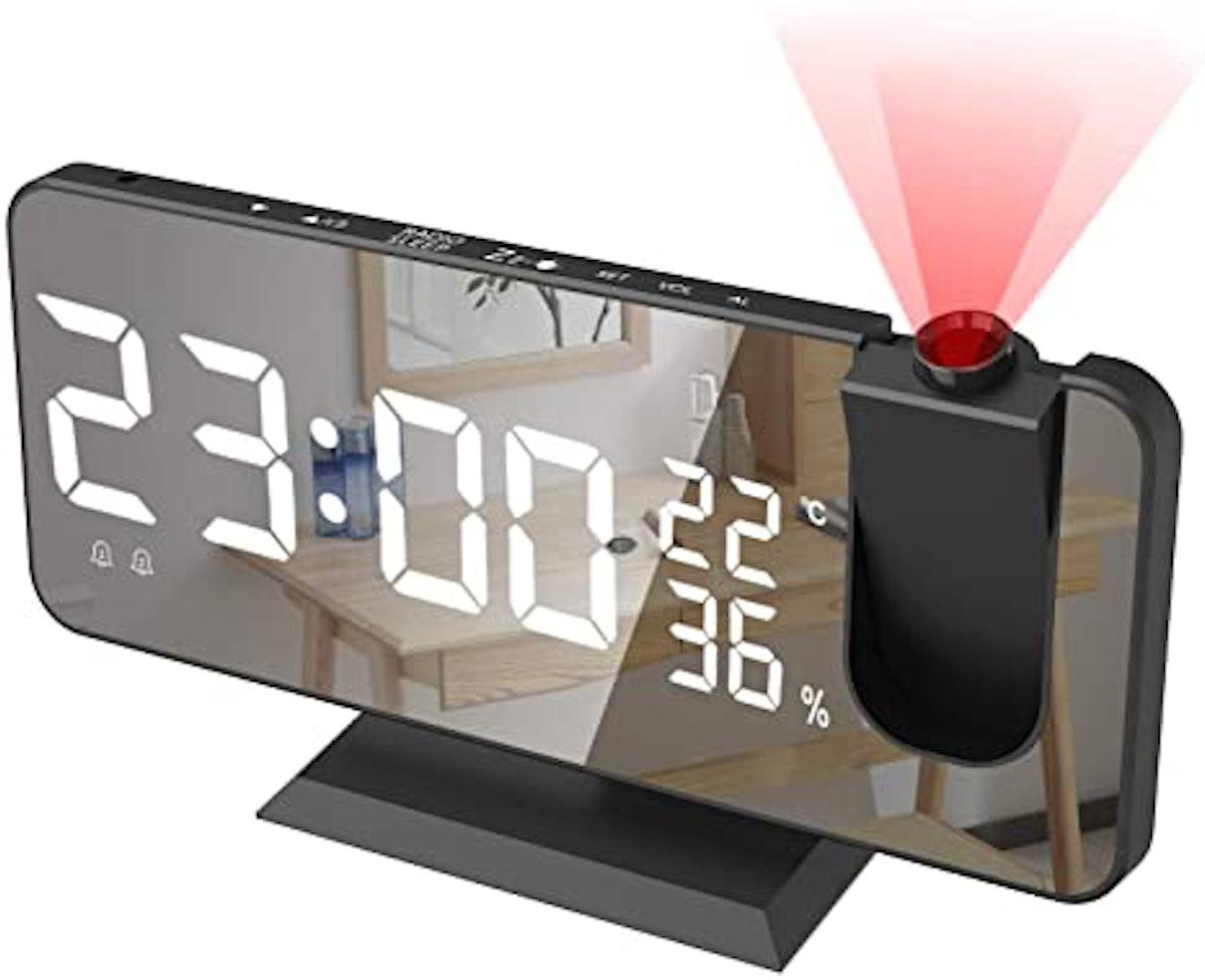 SZRSTH Digital Alarm Clock