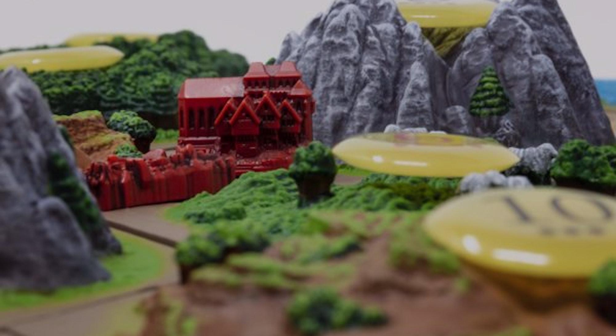 Settlers of Catan 3D
