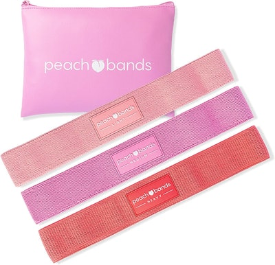 Peach Bands Hip Band Set