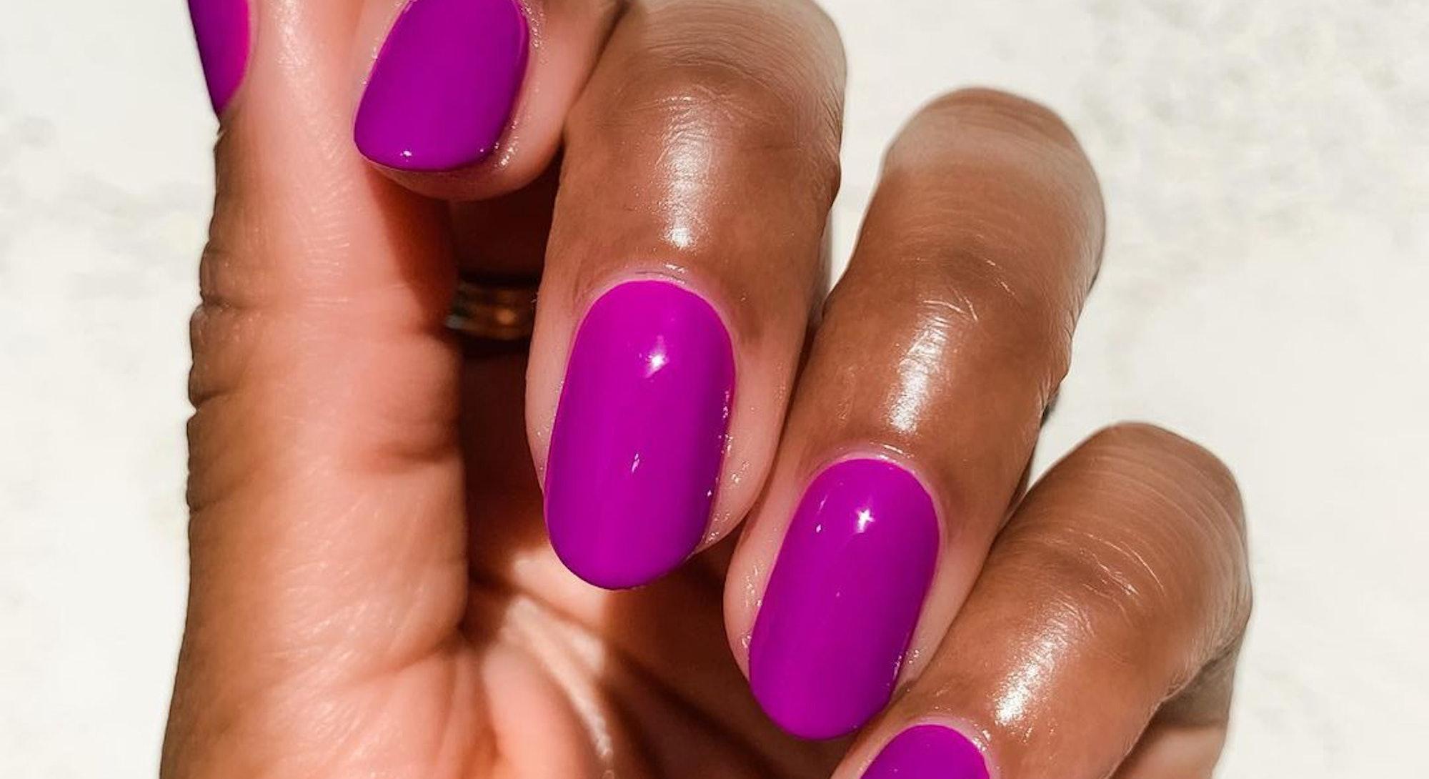 summer 2021 nail colors
