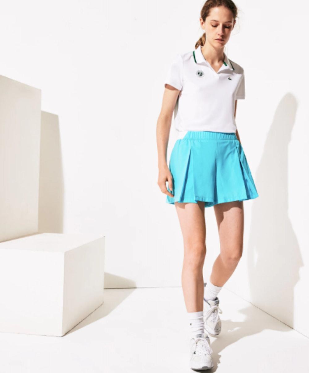 Women's SPORT Roland Garros Culotte Skirt