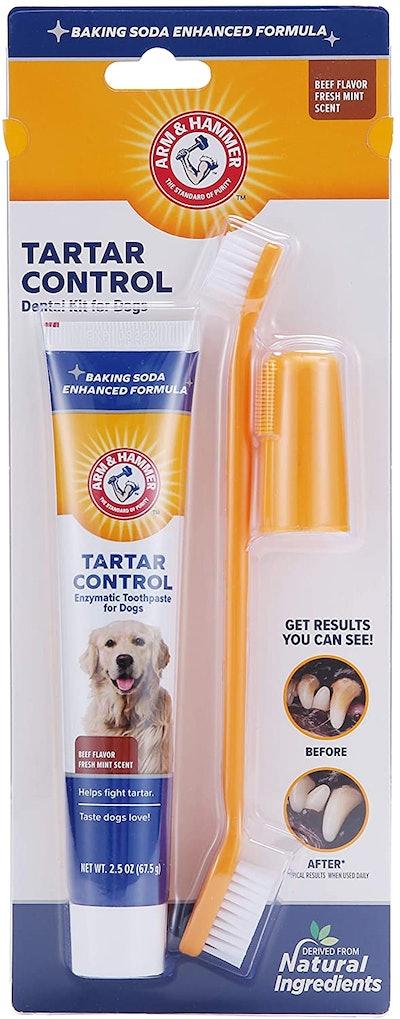 Arm & Hammer Dog Dental Care Kit
