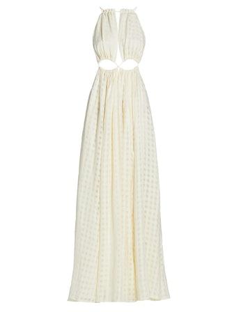 Thera Cutout Maxi Dress