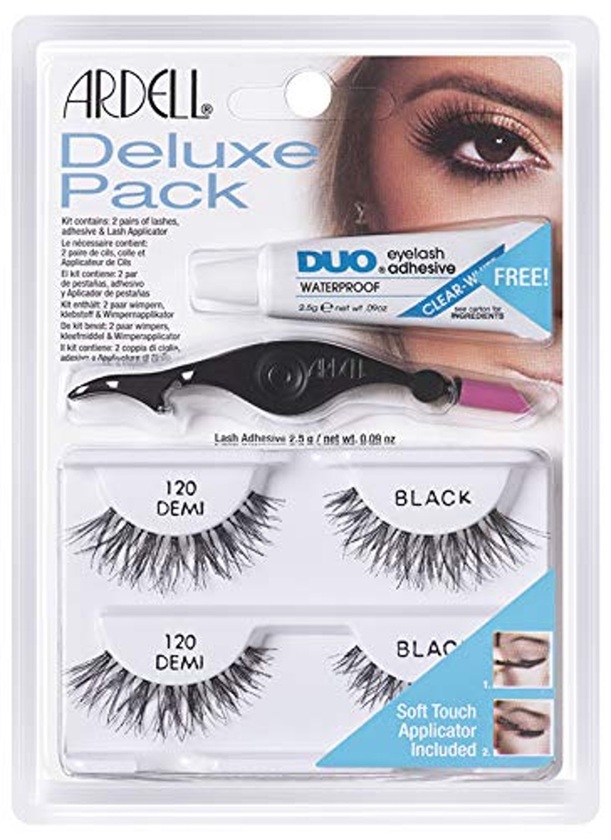 Ardell Deluxe Pack (2 Pairs)
