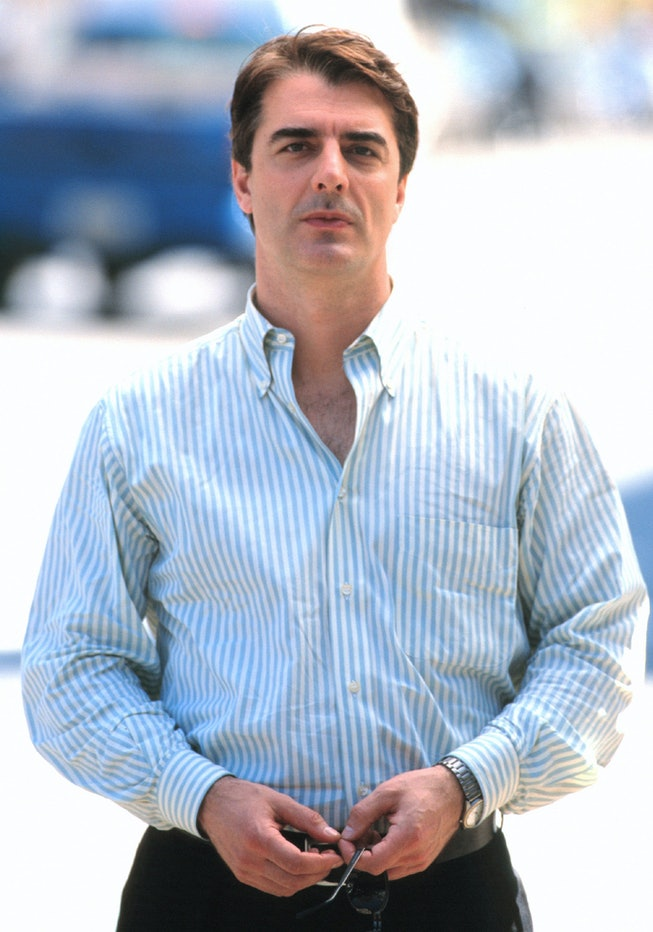 Christopher Noth will reprise his role as Mr. Big for the 'SATC' revival 'And Just Like That.'