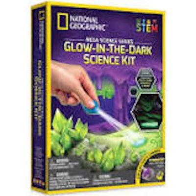 Glow-In-The-Dark Science Kit