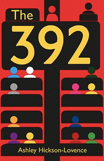 'The 392' but Ashley Hickson-Lovence
