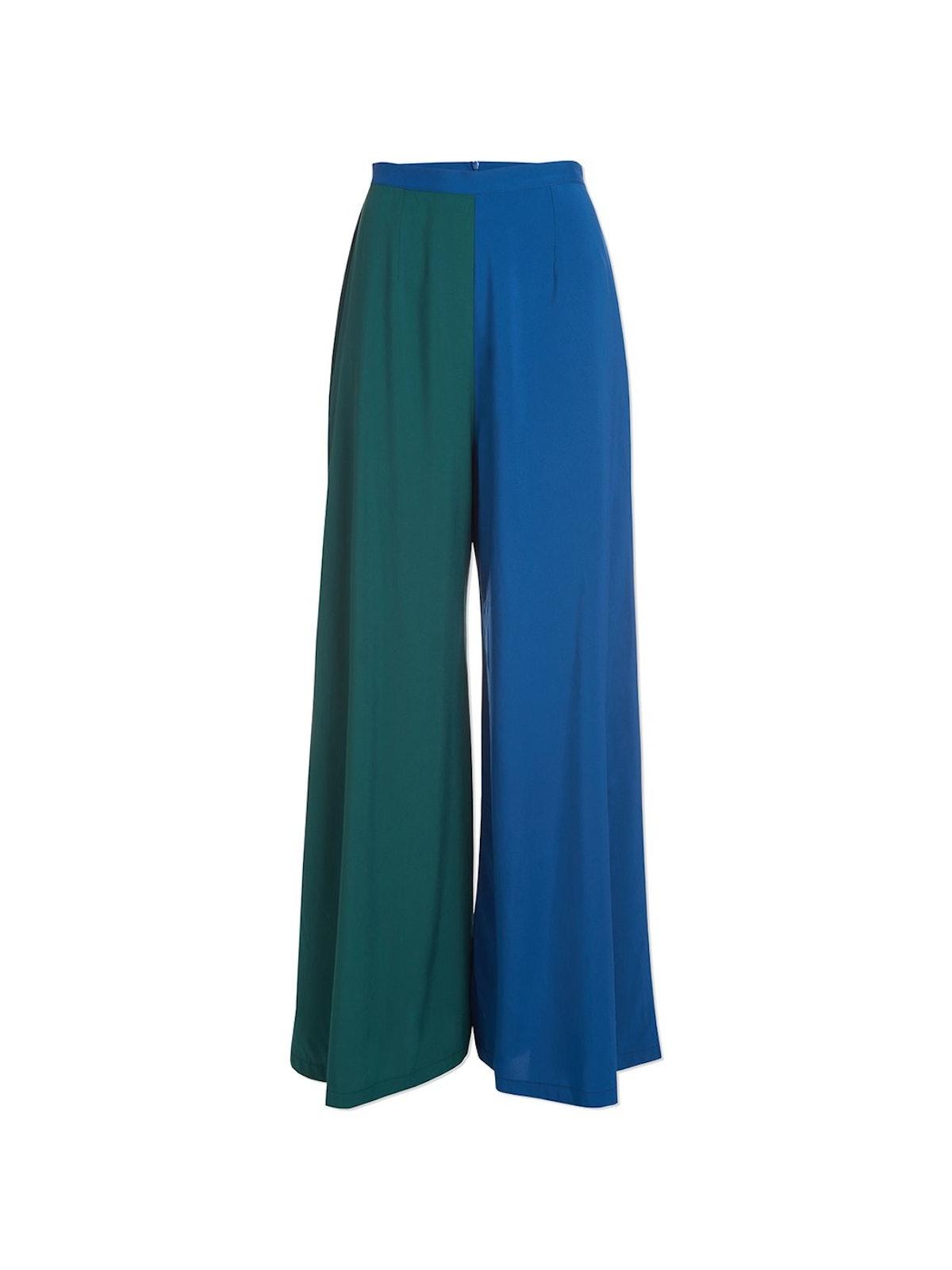 Colorblock Pants