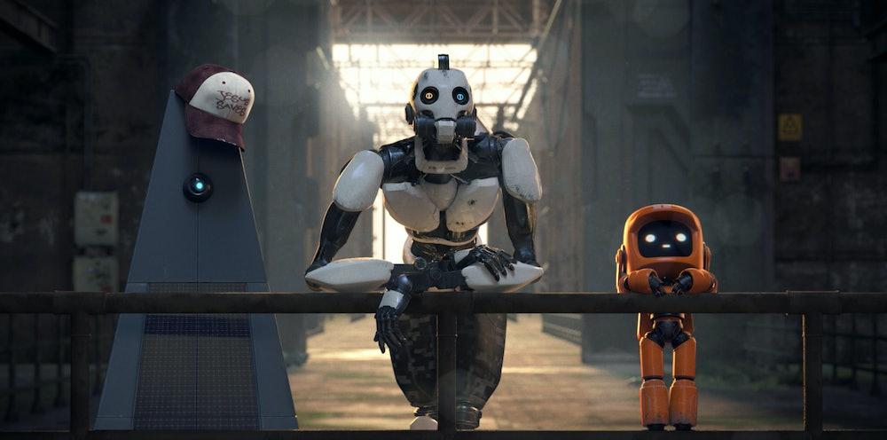 Love Death Robots Tim Miller Interview