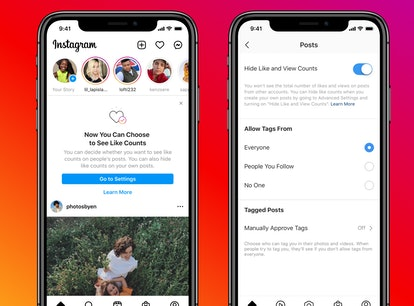 You can now hide like counts on Instagram to customize your feed.