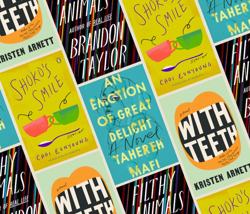 'With Teeth,' 'Filthy Animals,' 'An Emotion of Great Delight,' and 'Shoko's Smile' are among the most anticipated books coming out this June.