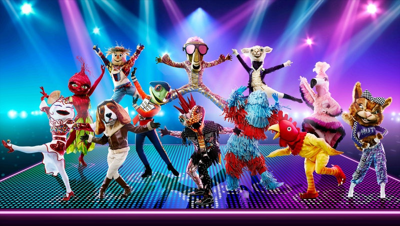 'The Masked Dancer UK' will let us hear the celebs' voices