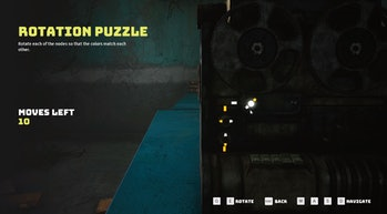 biomutant rotation puzzle white and yellow knobs