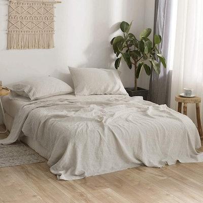 Simple&Opulence Pure Linen Sheets