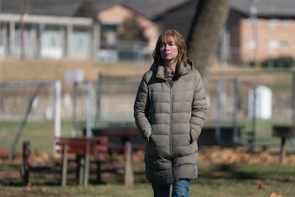 Julianne Nicholson in HBO's 'Mare of Easttown'