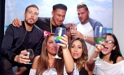 The 'Jersey Shore Family Vacation' cast enjoyed Ronnie's Ron Ron Juice recipe in an early episode.