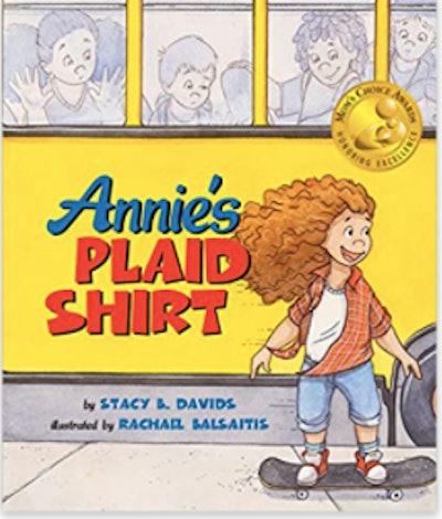 'Annie's Plaid Shirt' by Stacy B. Davids