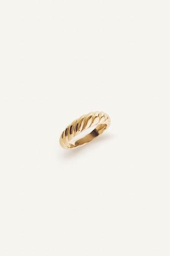 Claudine Twist Ring II