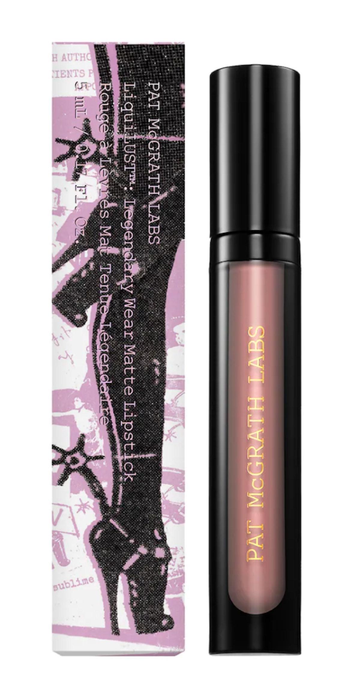 Pat McGrath Liquilust Lipstick in Divine Nude