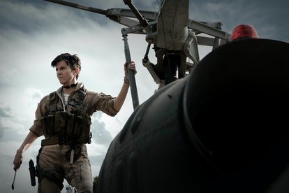 Tig Notaro played Peters in Netflix's film 'Army of the Dead.'