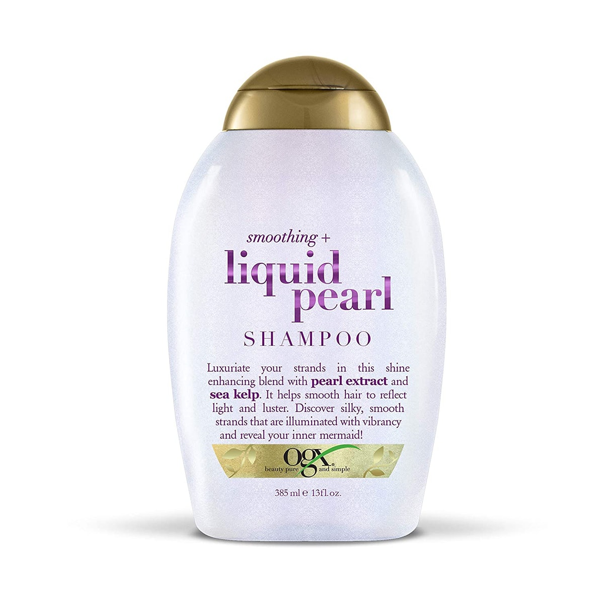 OGX Smoothing + Liquid Pearl Shampoo