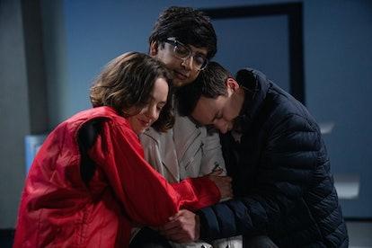 Production still from 'Atypical' Season 4. Photo via Netflix