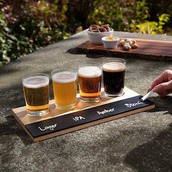 Beer Tasting Flight Sampler (4 Pc)
