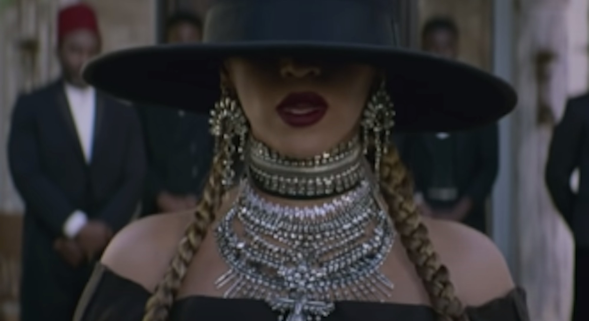 Beyoncé's music video evolution, from early aughts queen to masterful storyteller.
