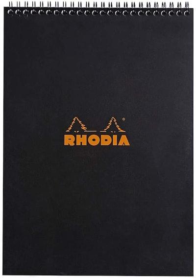 Rhodia Wirebound Notepad