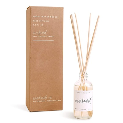 Sweet Water Decor Weekend Reed Diffuser Set