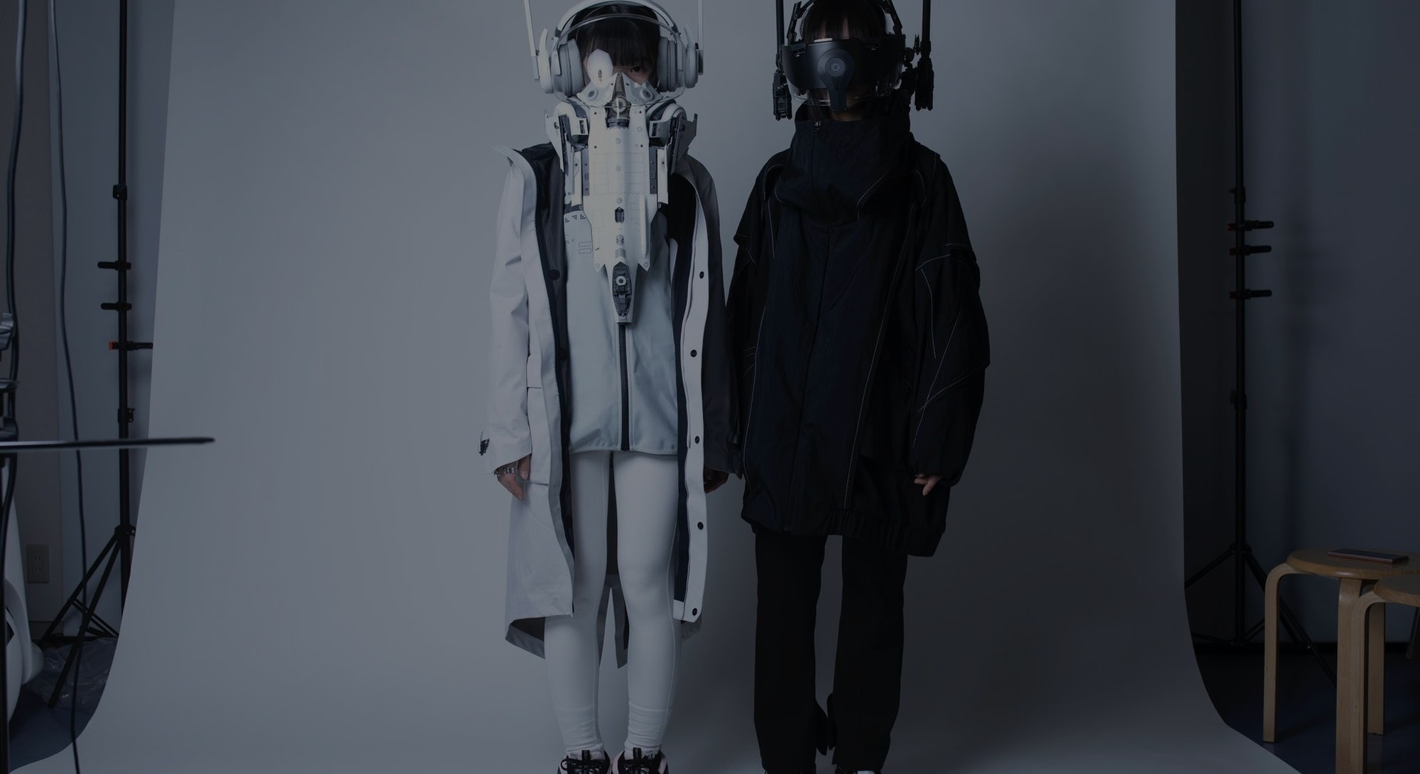 Cyber Punk, Gundam, Neon Genesis Evangelion, Ikeuchi Hiroto, Wearable tech