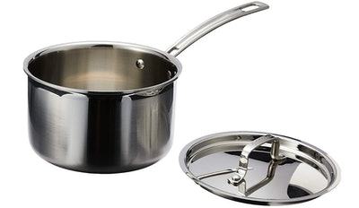 Cuisinart MultiClad Pro Stainless Steel 3-Quart Saucepan