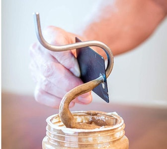 EZPB Natural Peanut Butter Stirrer
