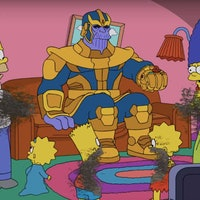 'The Simpsons' could crossover with Marvel, executive producer says