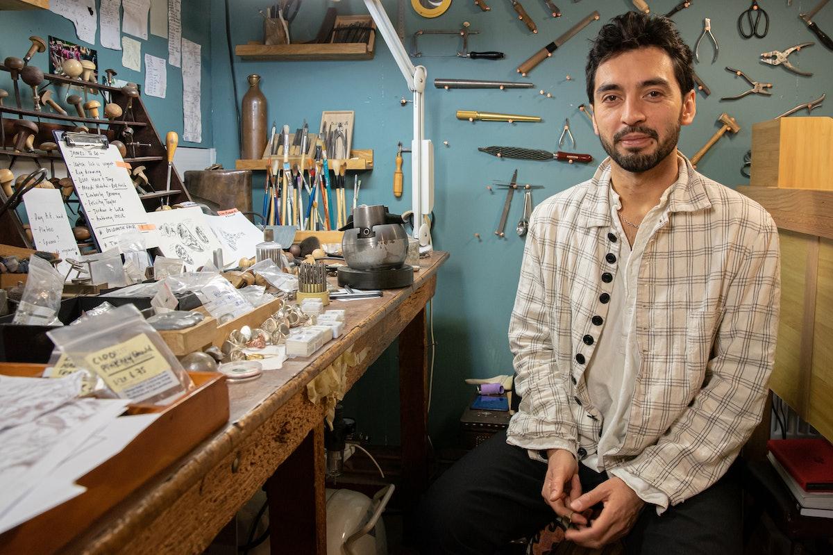 Portrait of Castro Smith