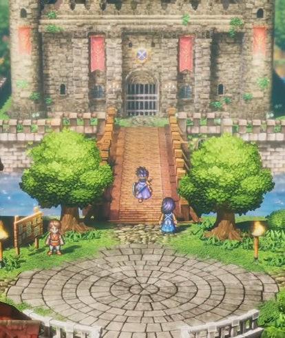 dragon quest 3 remake screenshot