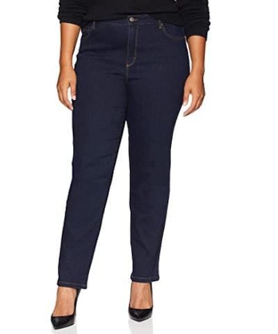 Gloria Vanderbilt High Rise Tapered Jeans